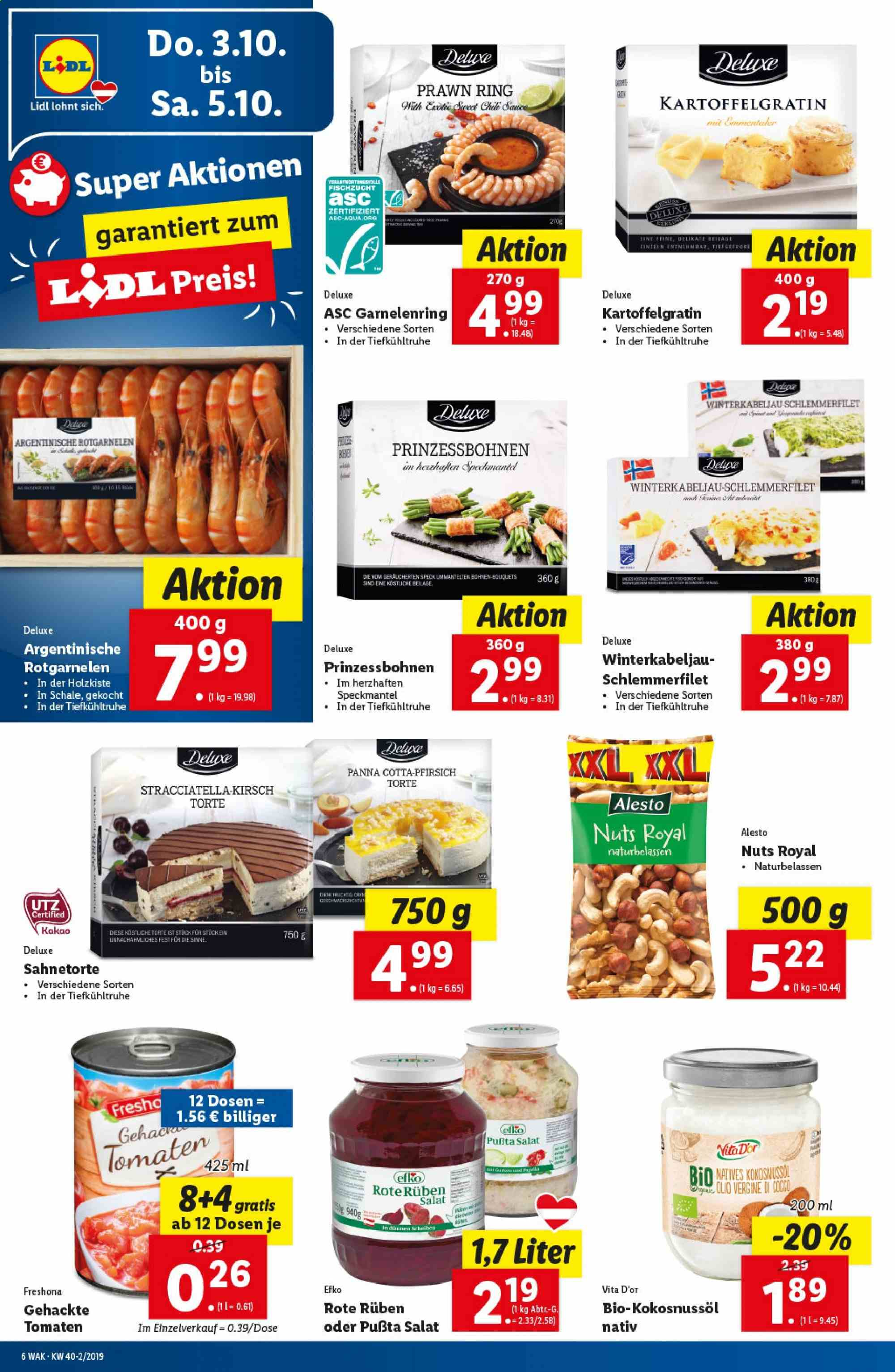 Angebote Lidl - 3.10.2019 - 9.10.2019. Seite 6.