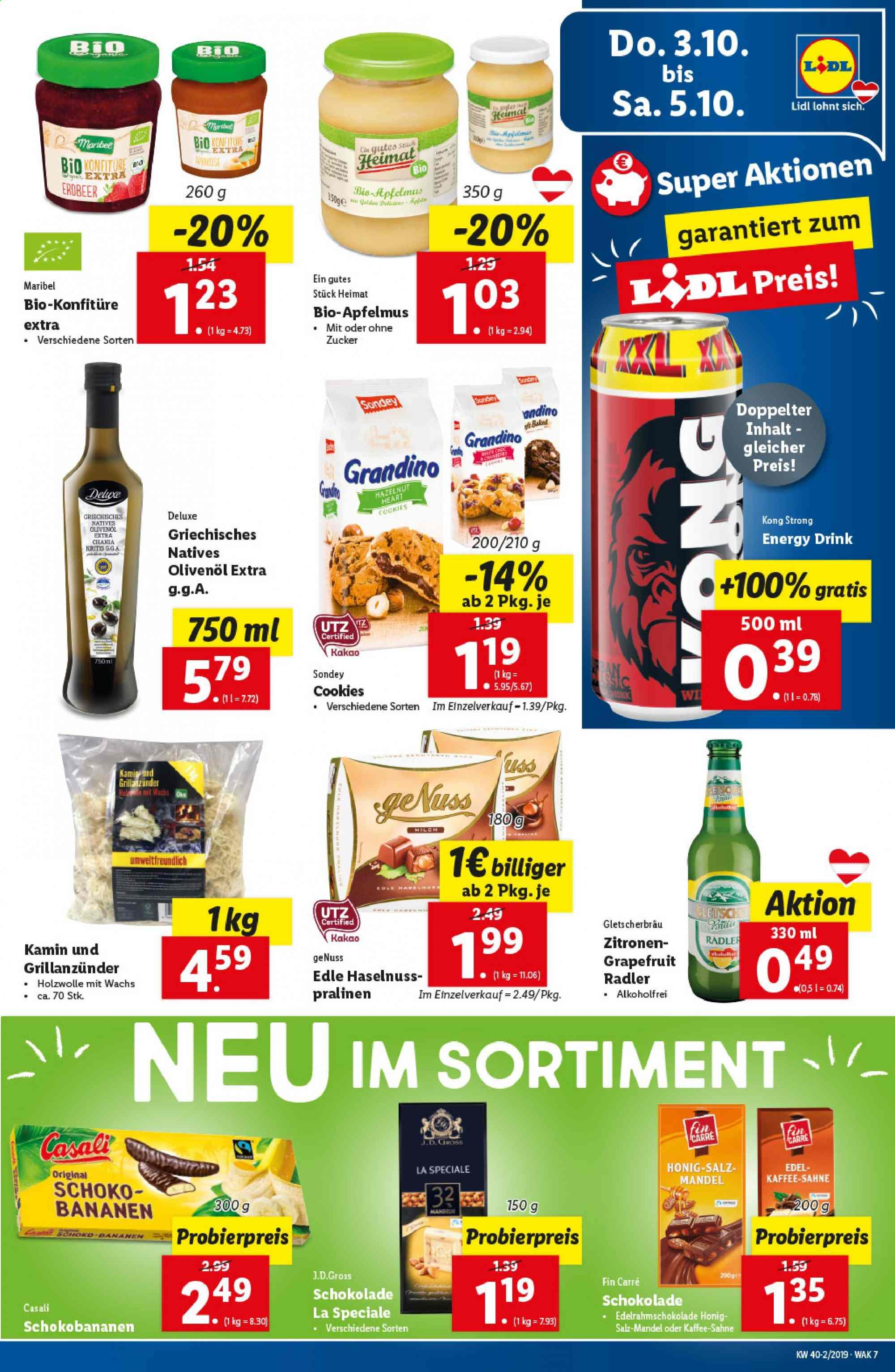 Angebote Lidl - 3.10.2019 - 9.10.2019. Seite 7.