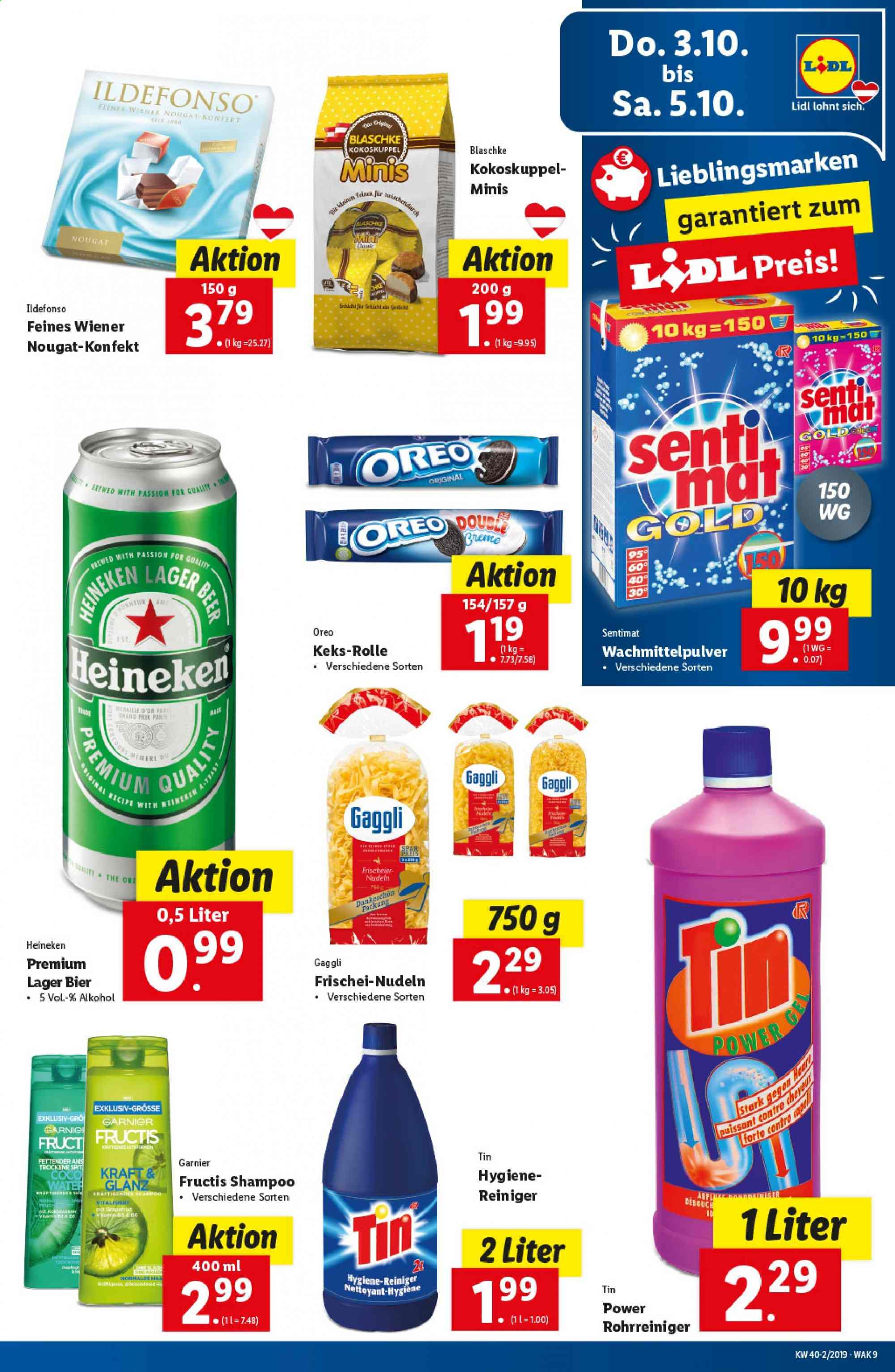Angebote Lidl - 3.10.2019 - 9.10.2019. Seite 9.