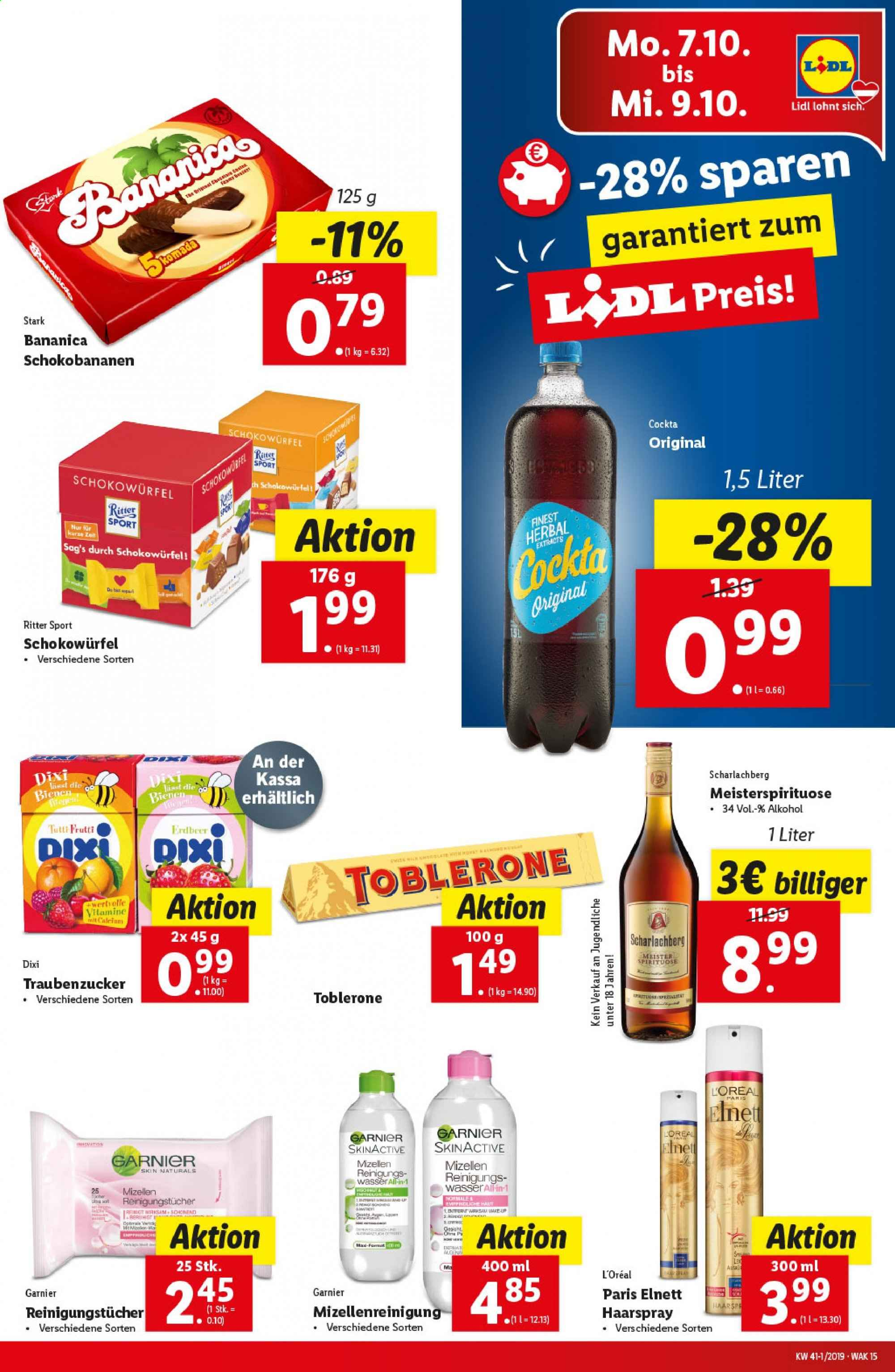 Angebote Lidl - 3.10.2019 - 9.10.2019. Seite 15.