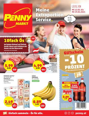 Angebote Penny - 12.5.2021 - 19.5.2021.