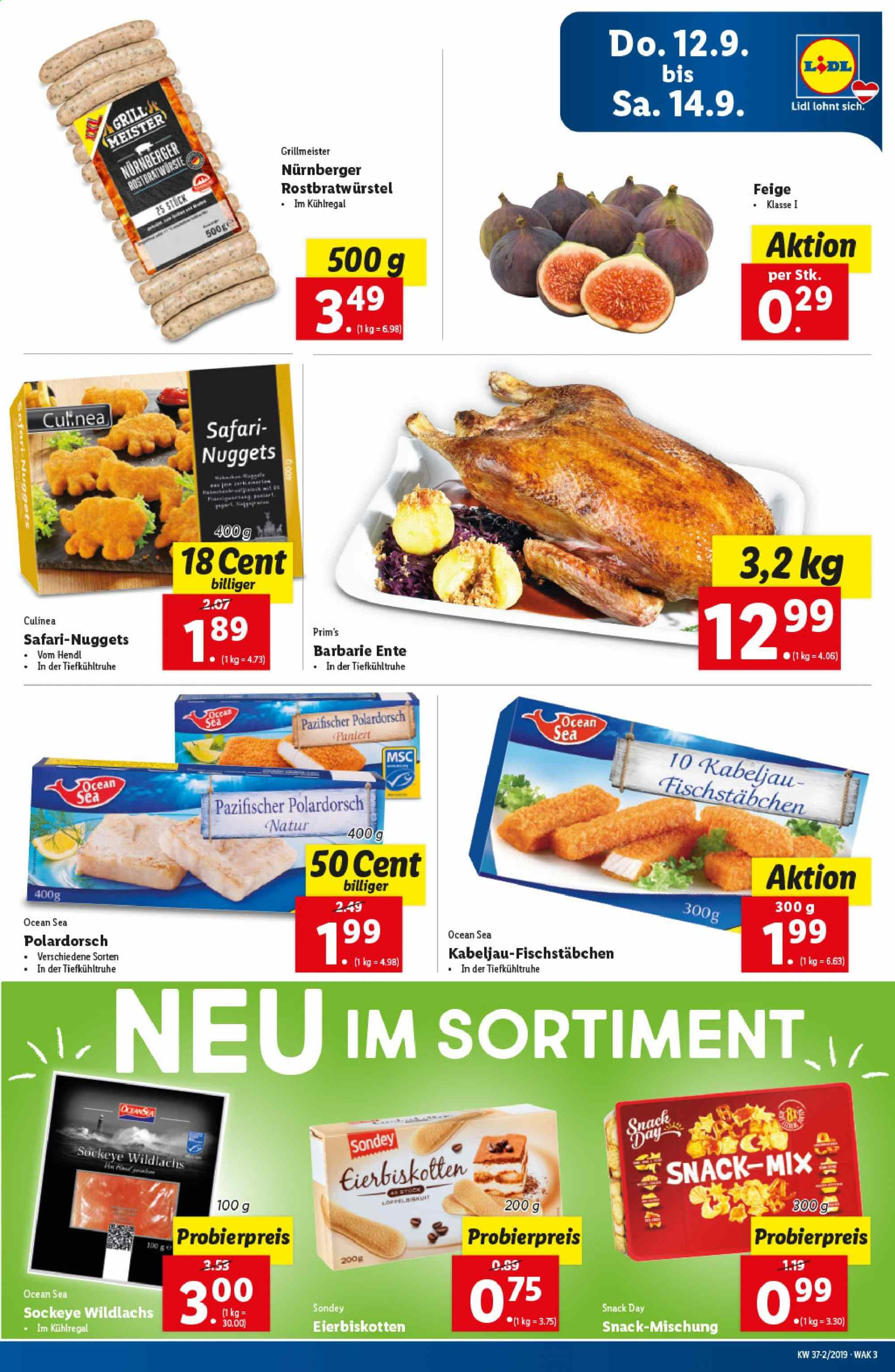 Angebote Lidl - 12.9.2019 - 18.9.2019. Seite 3.