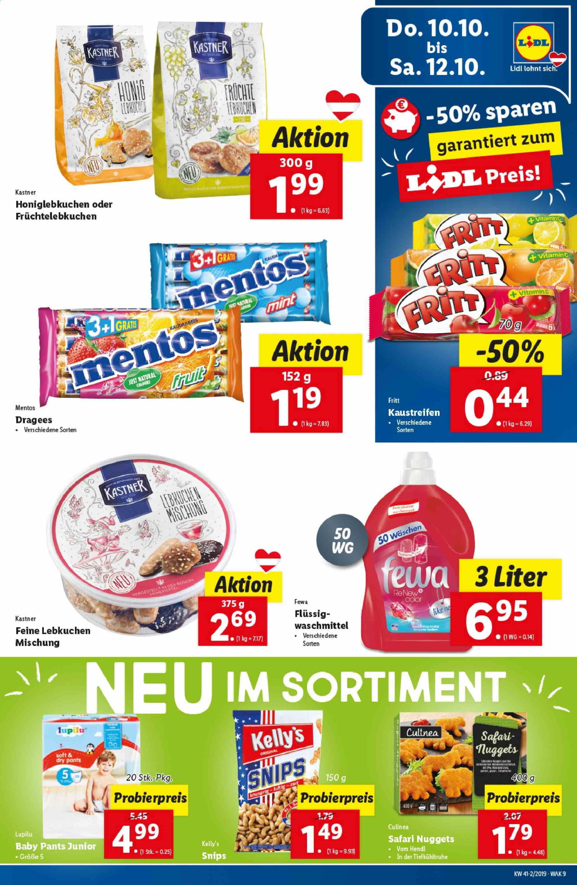 Angebote Lidl - 10.10.2019 - 16.10.2019. Seite 9.