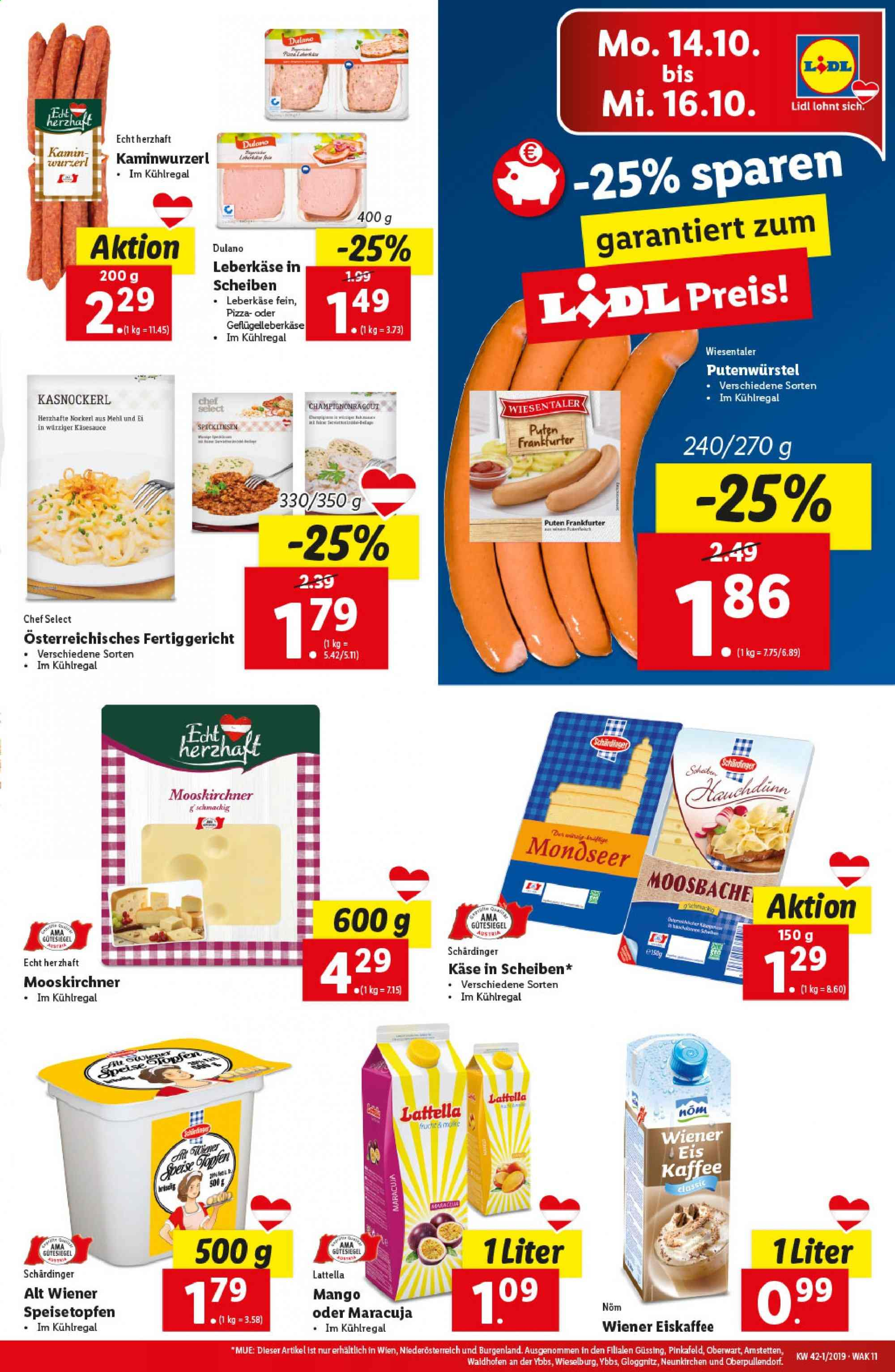 Angebote Lidl - 10.10.2019 - 16.10.2019. Seite 11.