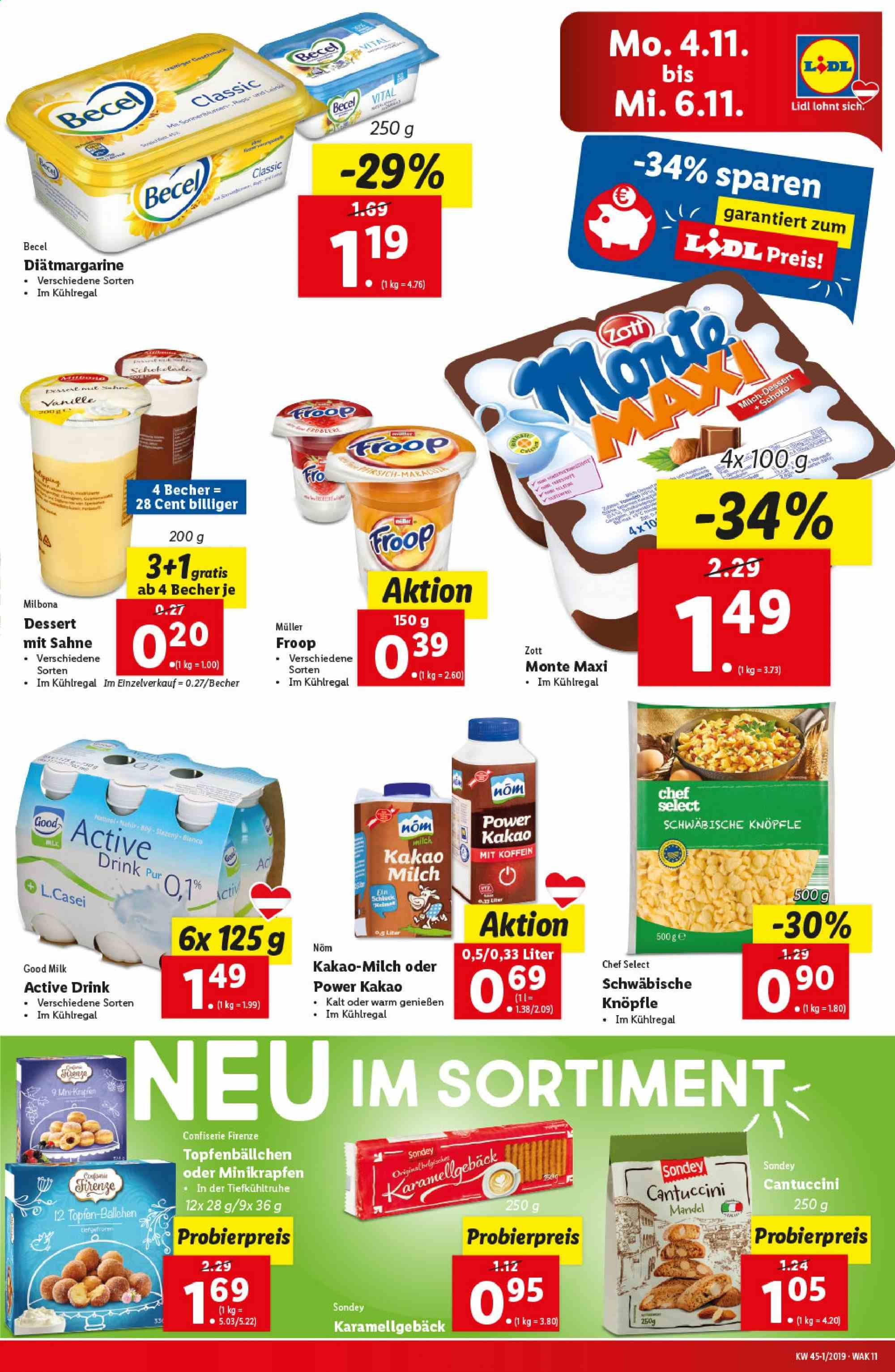 Angebote Lidl - 31.10.2019 - 6.11.2019. Seite 11.