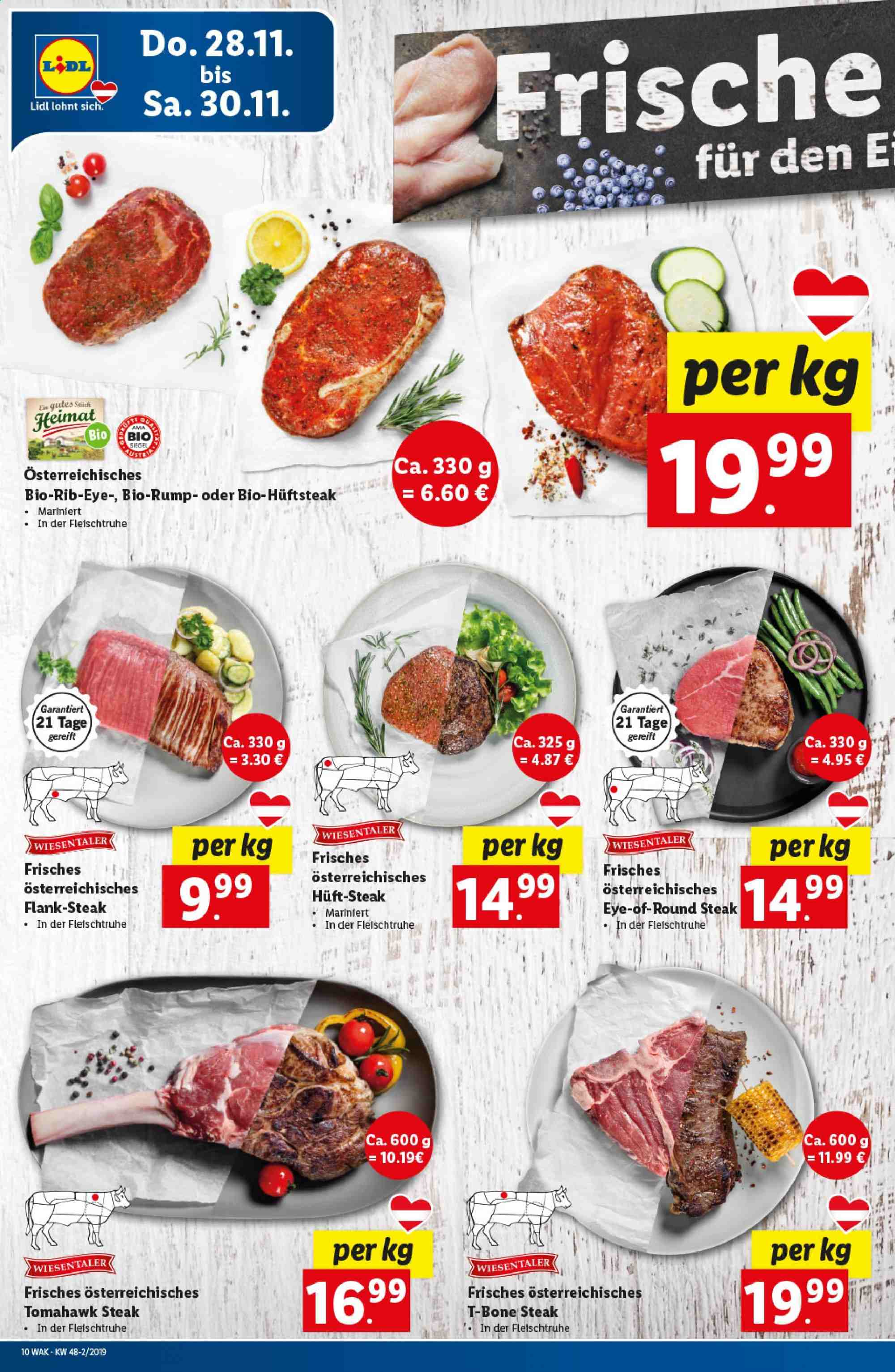 Angebote Lidl - 28.11.2019 - 4.12.2019. Seite 10.