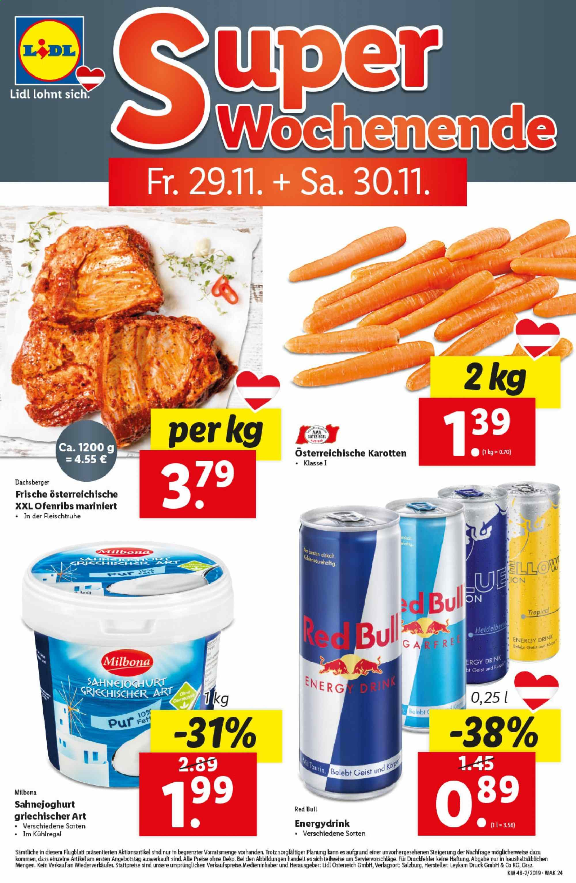 Angebote Lidl - 28.11.2019 - 4.12.2019. Seite 24.