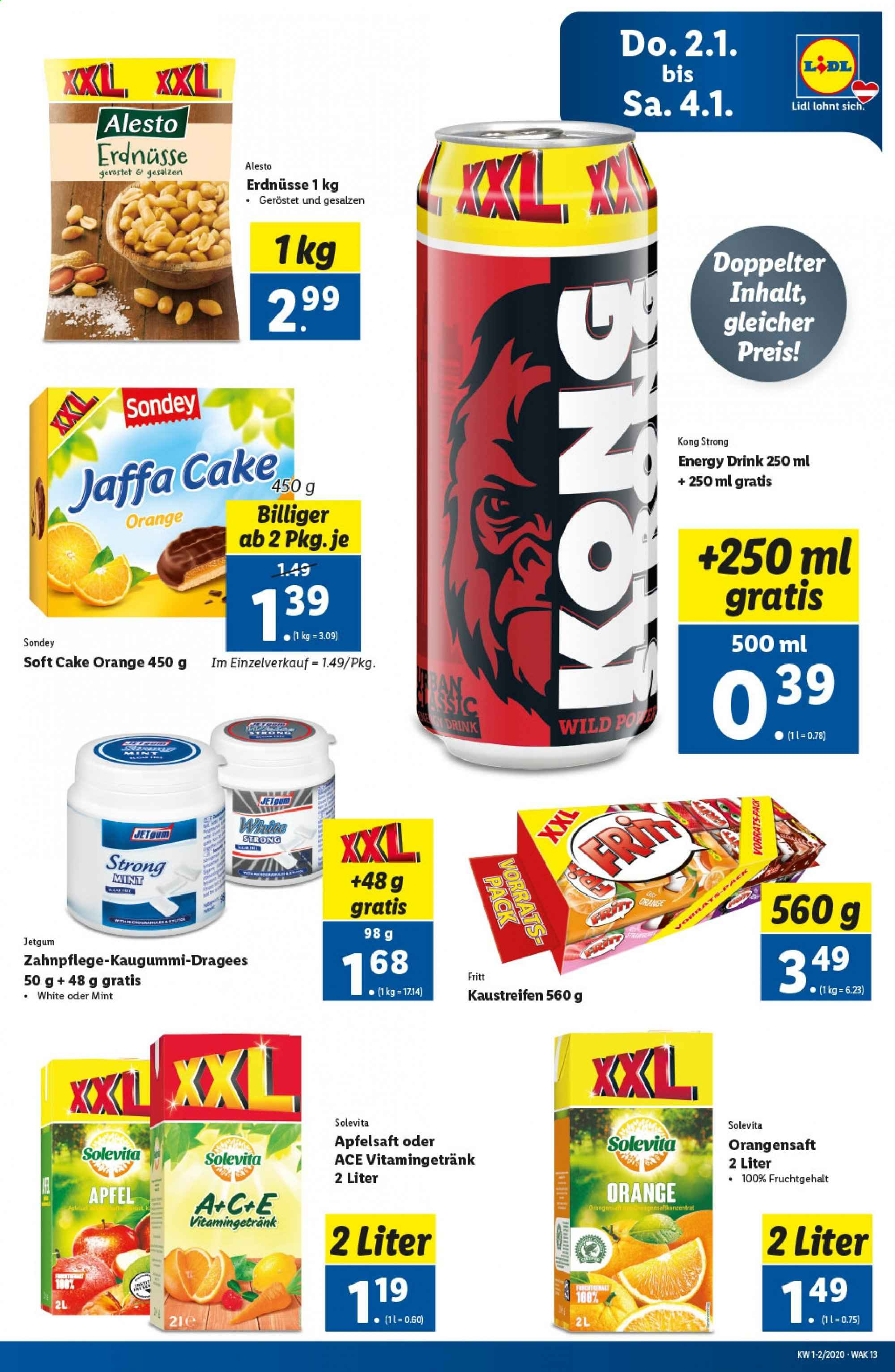 Angebote Lidl - 2.1.2020 - 8.1.2020. Seite 13.