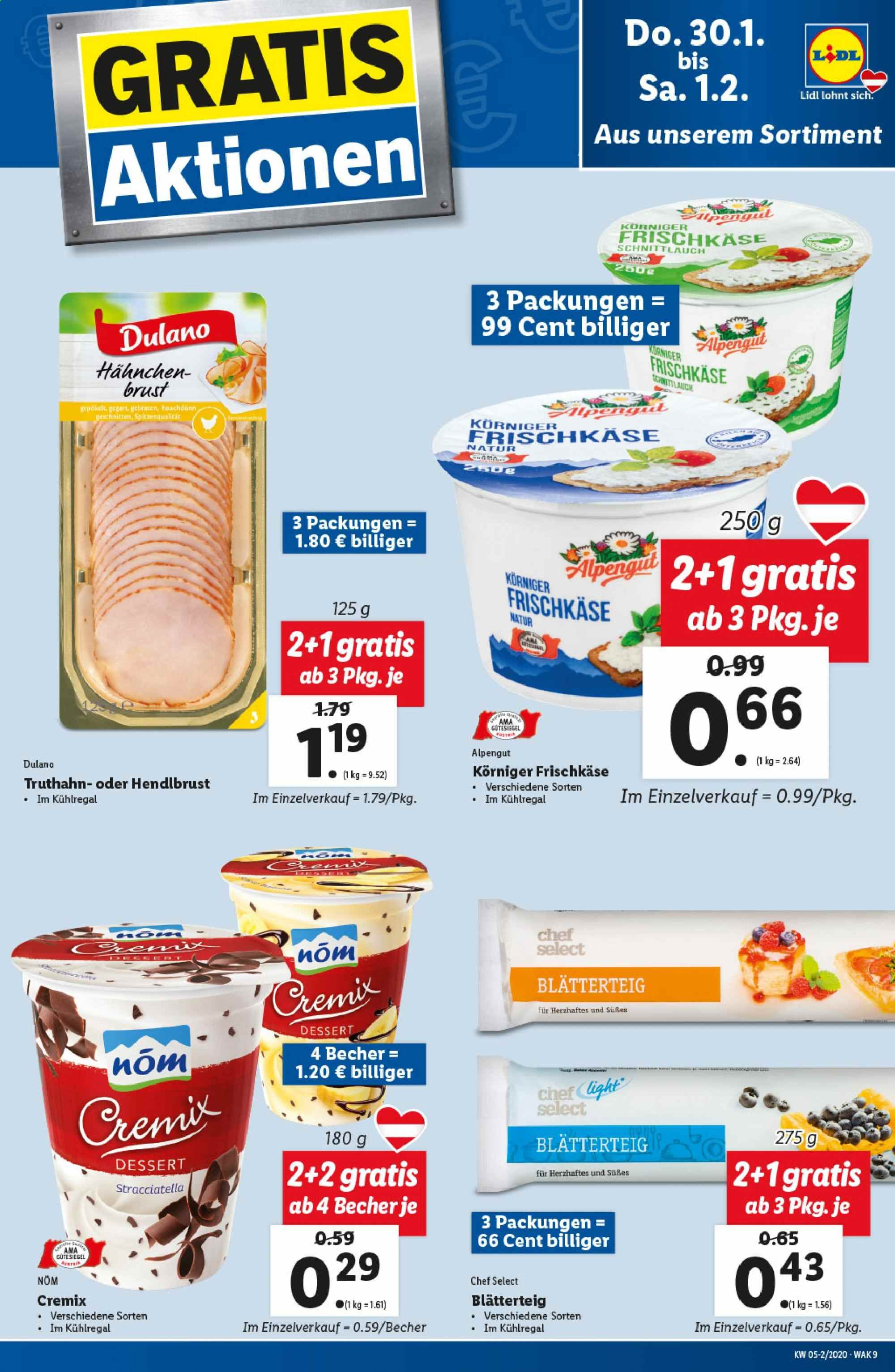 Angebote Lidl - 30.1.2020 - 5.2.2020. Seite 9.