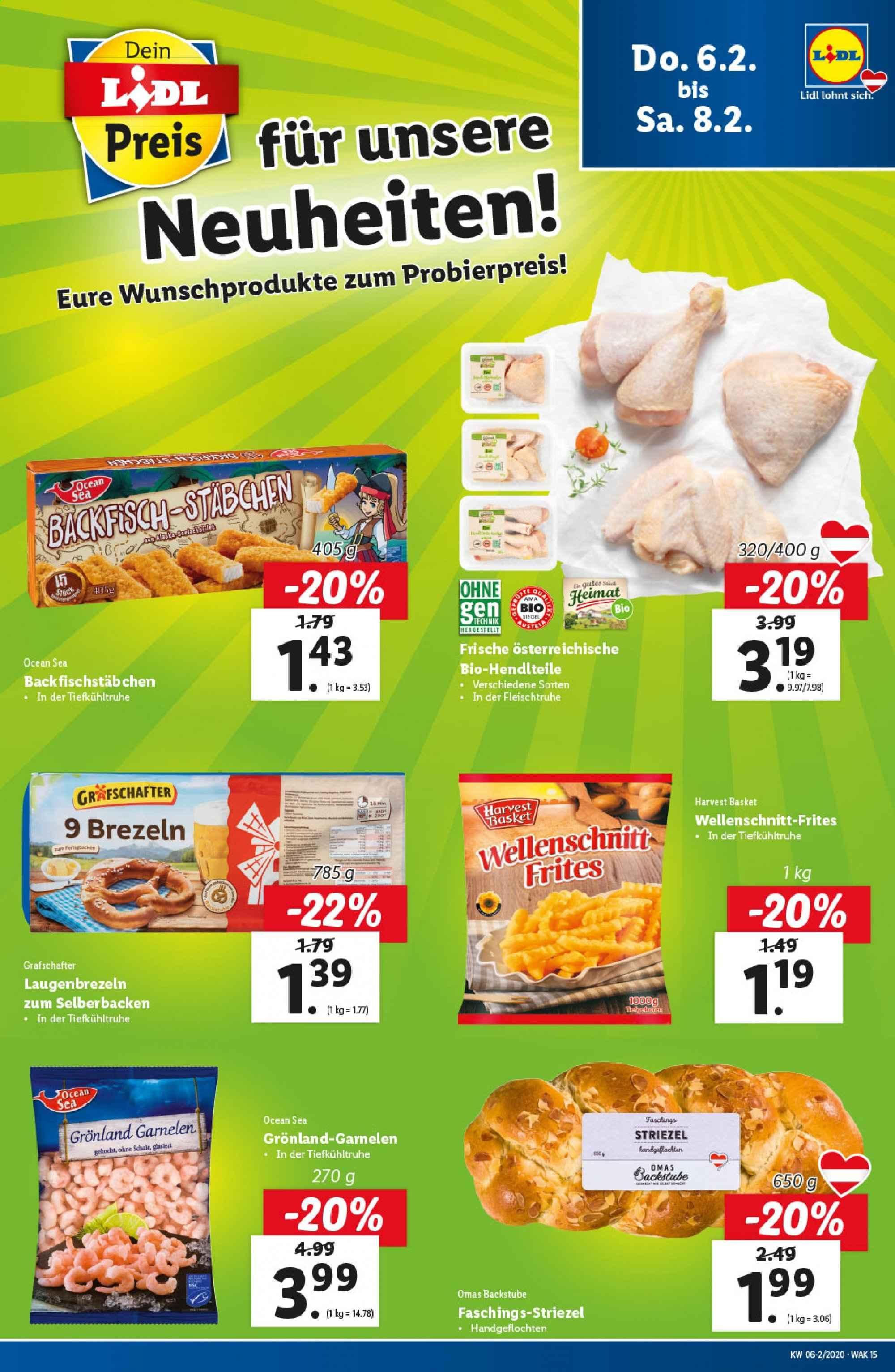 Angebote Lidl - 6.2.2020 - 12.2.2020. Seite 15.