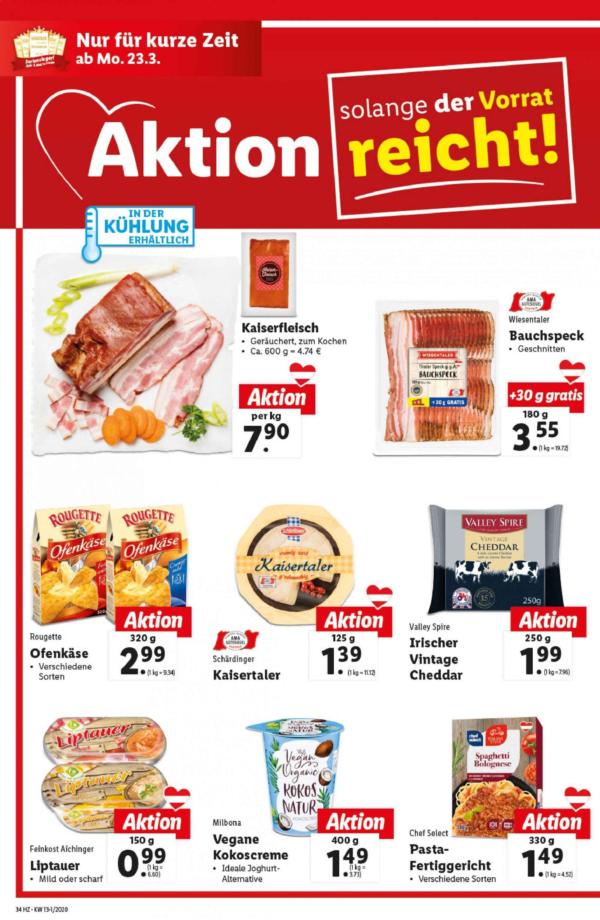 Angebote Lidl - 19.3.2020 - 25.3.2020. Seite 34.