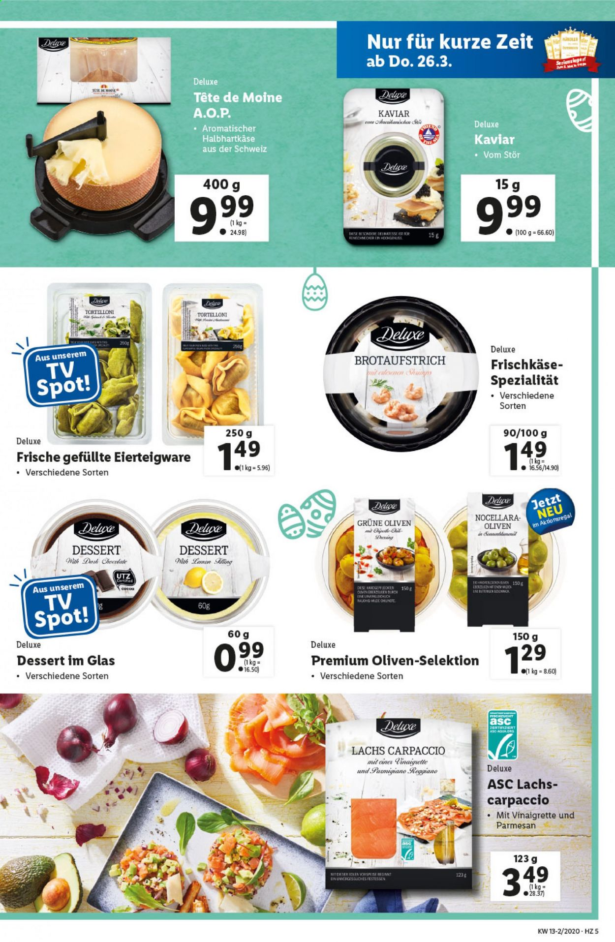 Angebote Lidl - 26.3.2020 - 1.4.2020. Seite 5.