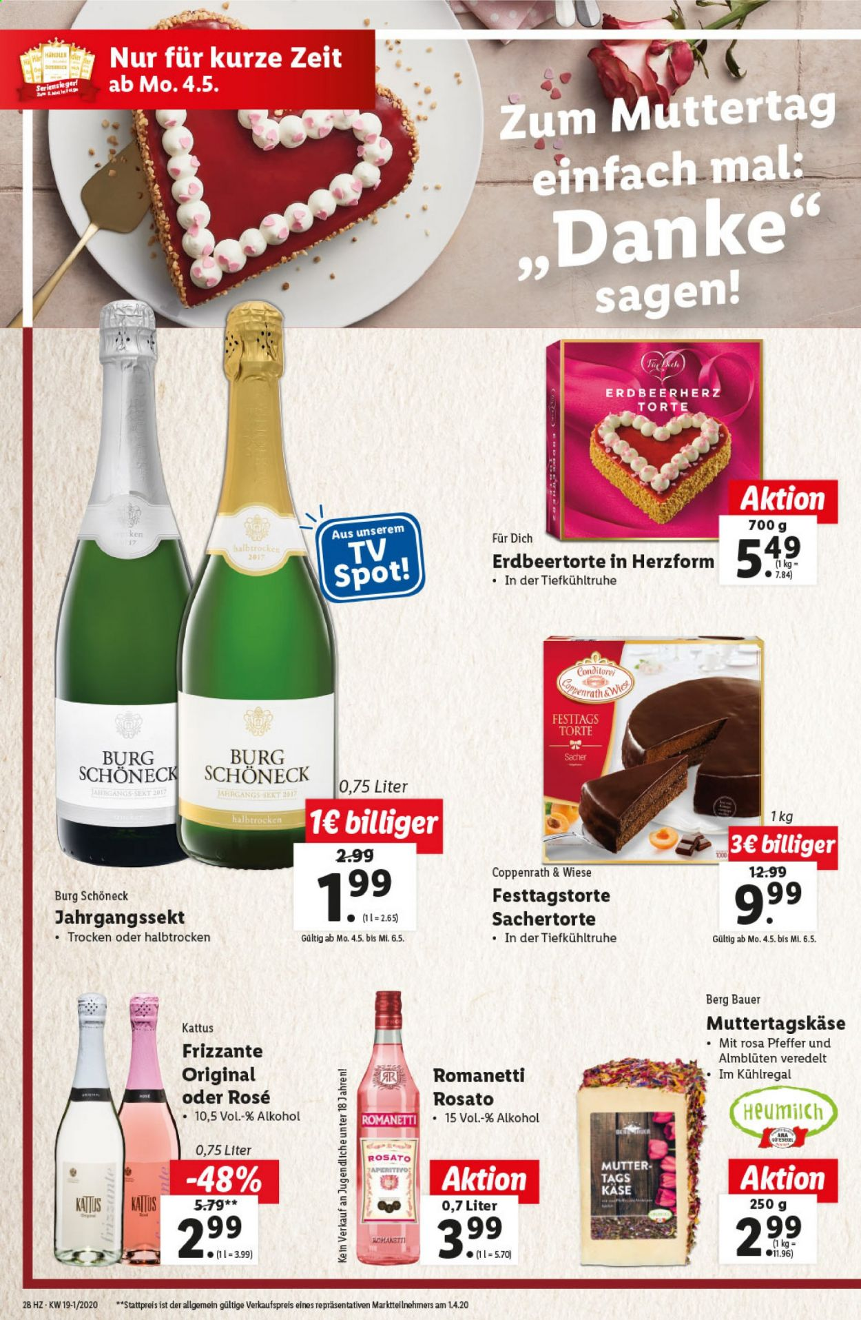 Angebote Lidl - 29.4.2020 - 6.5.2020. Seite 28.