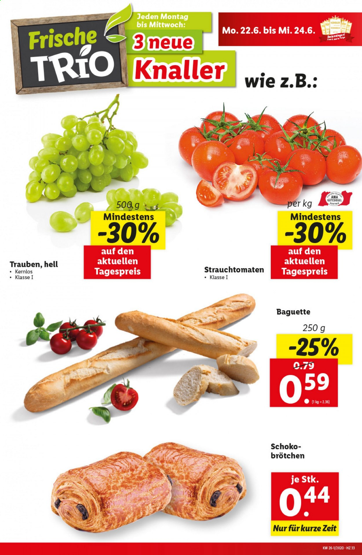 Angebote Lidl - 18.6.2020 - 24.6.2020. Seite 33.