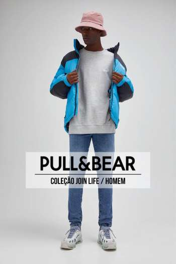 Folheto Pull and Bear.