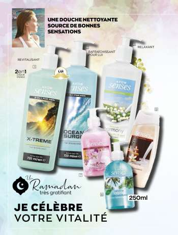 Catalogue Avon - 29/03/2021 - 01/05/2021.