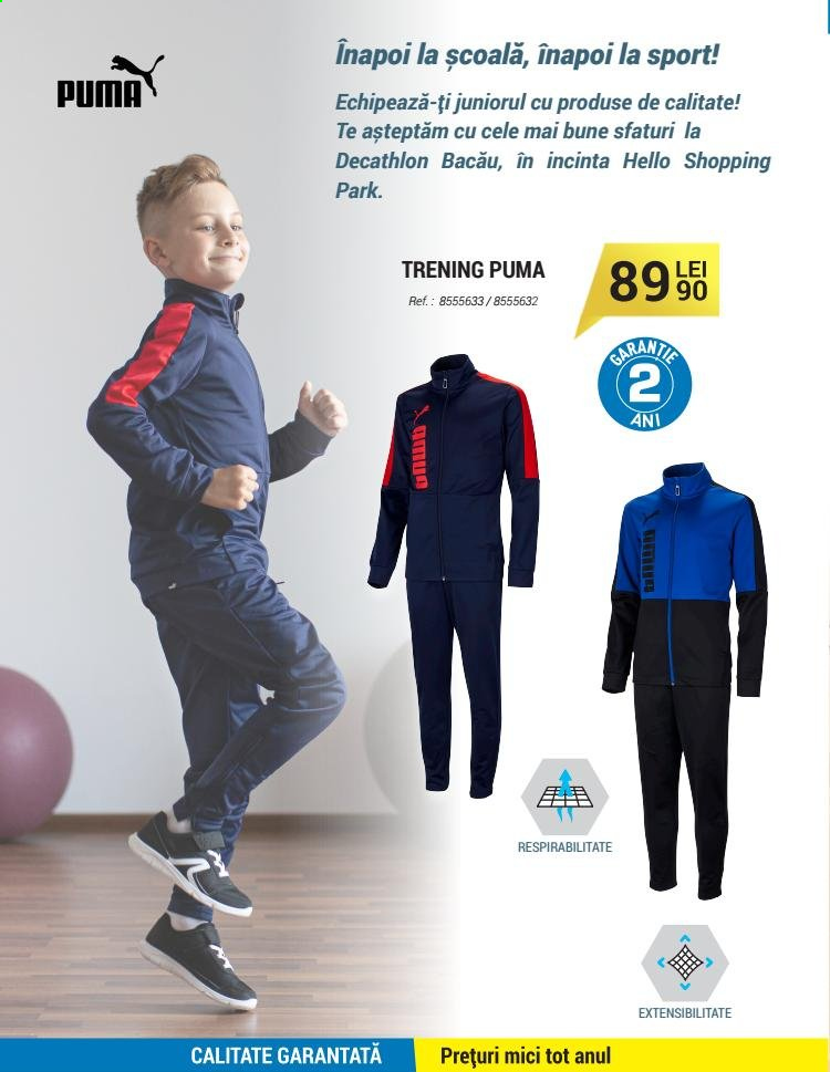Cataloage Decathlon. Pagina 2.