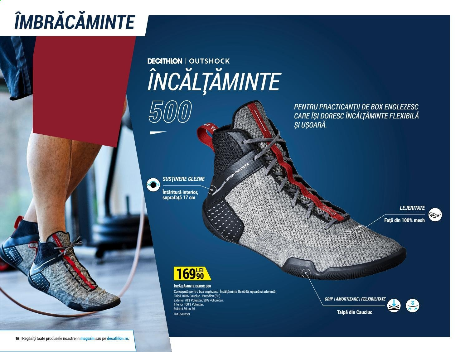 Cataloage Decathlon. Pagina 10.