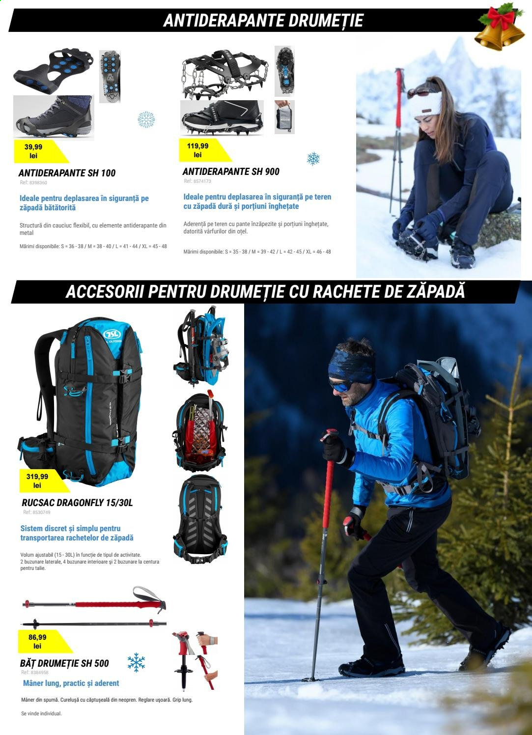 Cataloage Decathlon. Pagina 21.