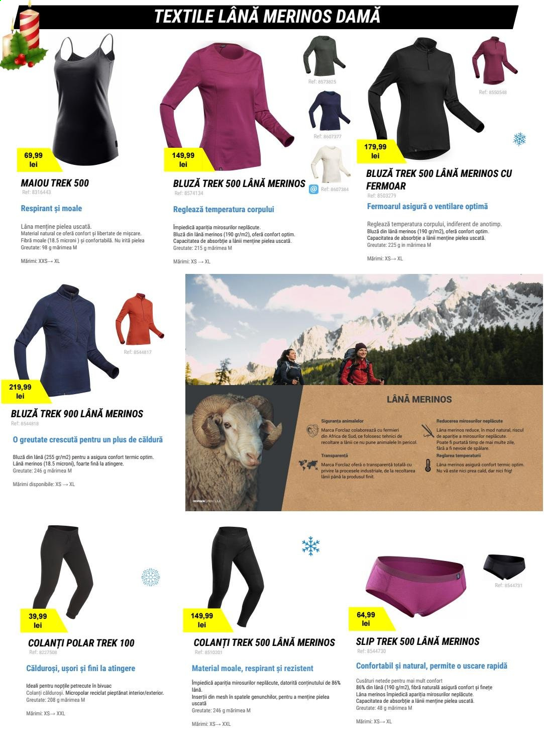 Cataloage Decathlon. Pagina 28.