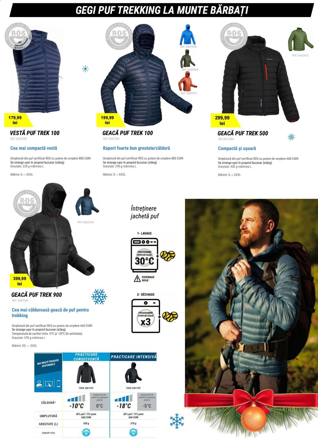 Cataloage Decathlon. Pagina 30.
