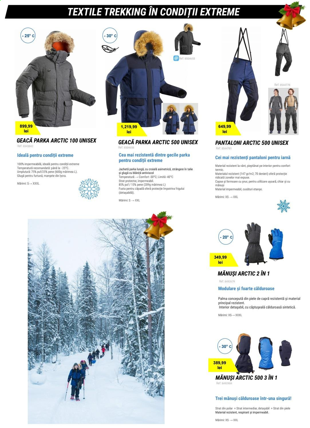 Cataloage Decathlon. Pagina 38.