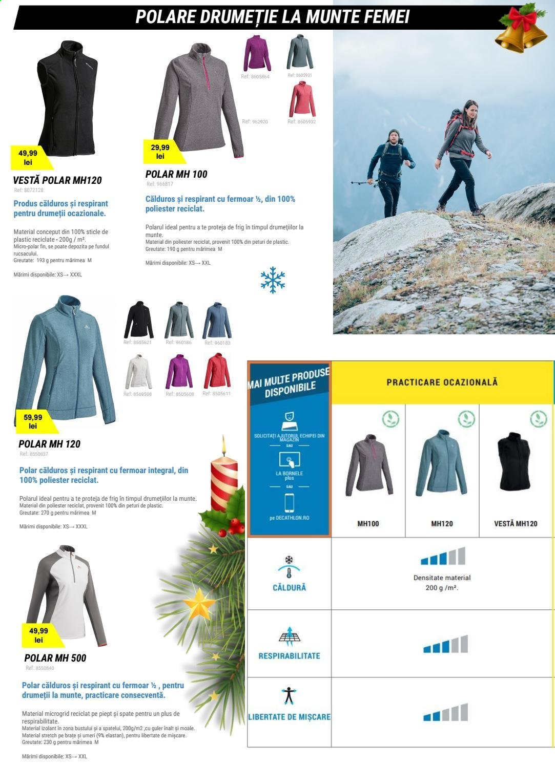 Cataloage Decathlon. Pagina 43.
