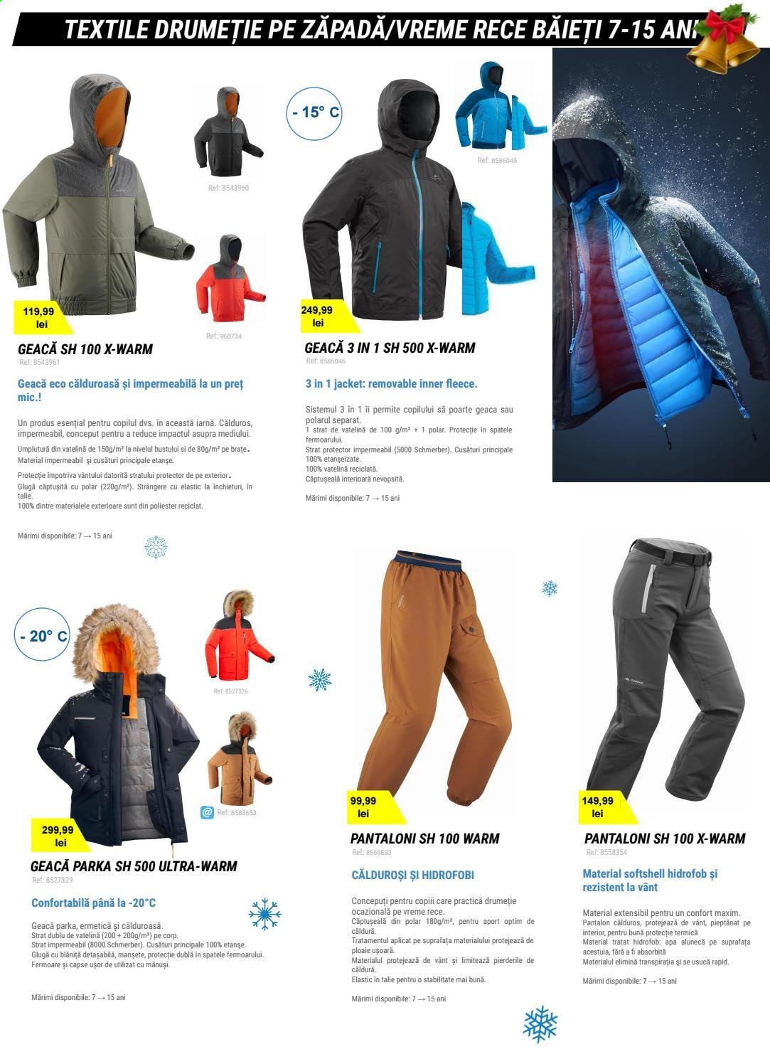 Cataloage Decathlon. Pagina 50.