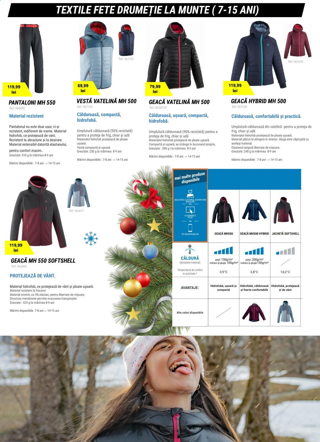 Cataloage Decathlon. Pagina 56.
