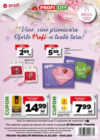 Cataloage Profi City - 24.02.2021 - 09.03.2021.