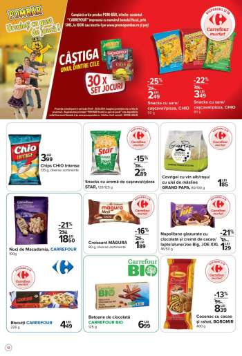 Cataloage Carrefour - 04.03.2021 - 10.03.2021.