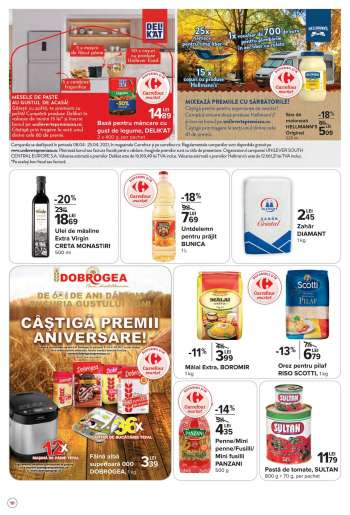 Cataloage Carrefour - 08.04.2021 - 14.04.2021.