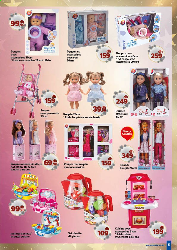 Catalogue Marjane - 11/12/2019 - 31/12/2019. Page 5.
