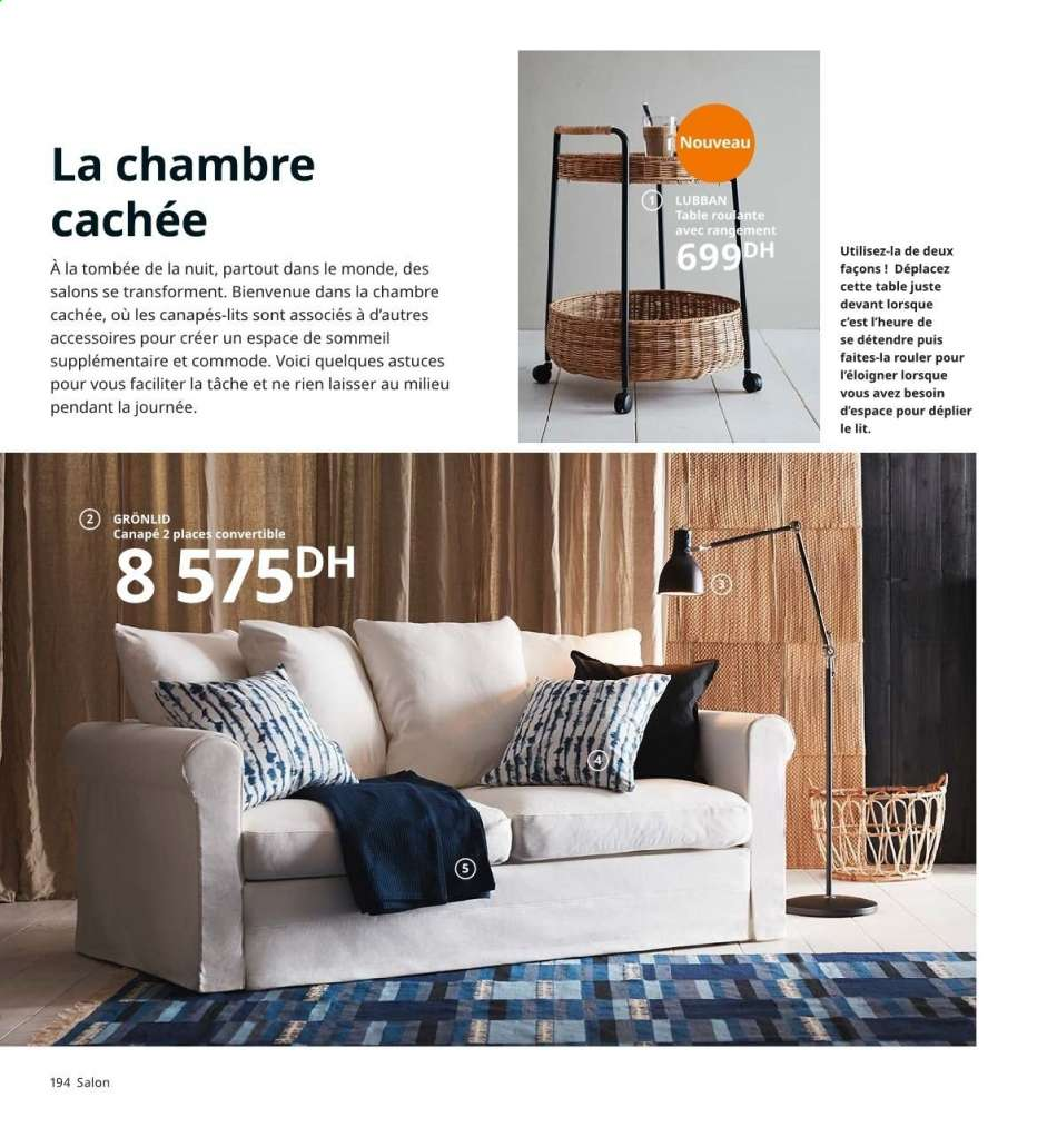 Ikea Table De Nuit catalogue actuel ikea du 01/08/2019 au31/07/2020 | top