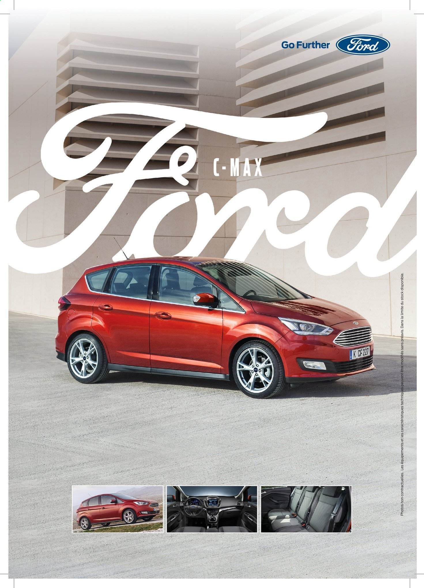 Catalogue Ford. Page 1.