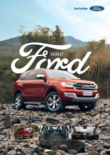 Catalogue Ford - 31/01/2021 - 30/08/2021.
