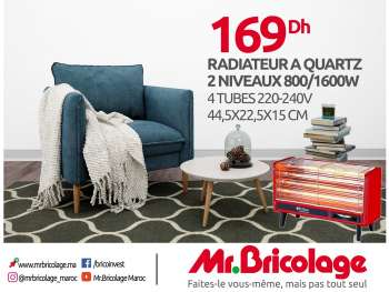Catalogue Mr. Bricolage.