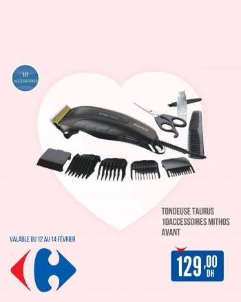 Catalogue Carrefour - 12/02/2021 - 14/02/2021.