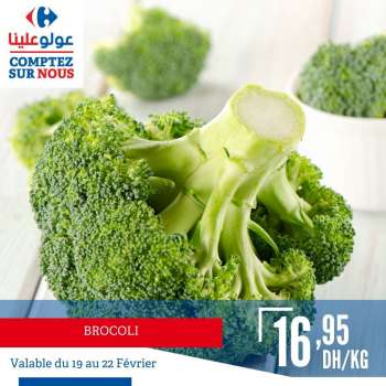 Catalogue Carrefour - 19/02/2021 - 22/02/2021.