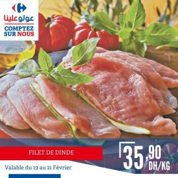 Catalogue Carrefour - 19/02/2021 - 21/02/2021.