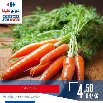 Catalogue Carrefour - 25/02/2021 - 26/02/2021.
