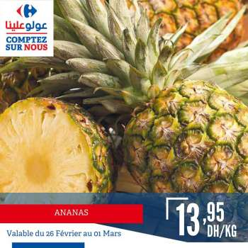 Catalogue Carrefour - 26/02/2021 - 01/03/2021.