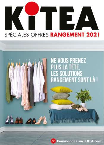Catalogue KITEA - 03/03/2021 - 31/03/2021.