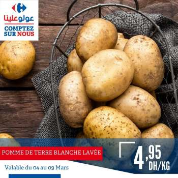 Catalogue Carrefour - 04/03/2021 - 09/03/2021.