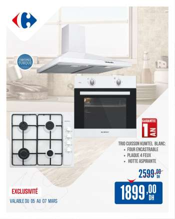 Catalogue Carrefour - 05/03/2021 - 07/03/2021.