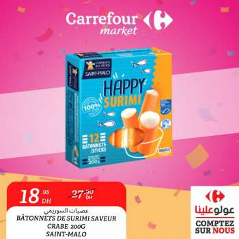 Catalogue Carrefour Market.