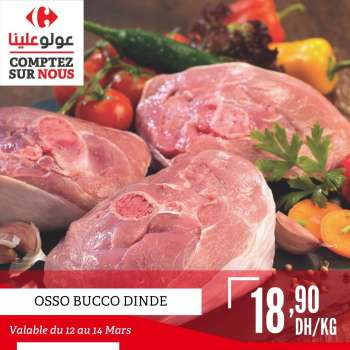 Catalogue Carrefour Market - 12/03/2021 - 14/03/2021.