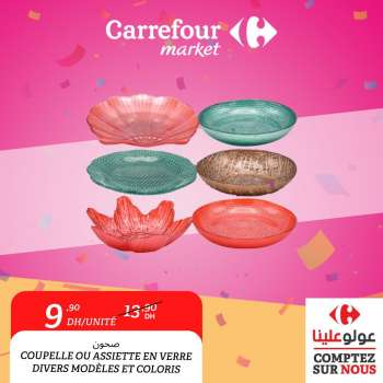 Catalogue Carrefour Market - 12/03/2021 - 16/03/2021.
