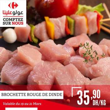 Catalogue Carrefour Market - 19/03/2021 - 21/03/2021.