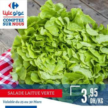 Catalogue Carrefour - 25/03/2021 - 30/03/2021.